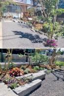 お庭のリフォーム 造園