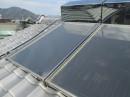 太陽熱温水器②